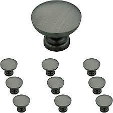 top kitchen cabinet knobs franklin brass flat top kitchen cabinet knobs or drawer knobs 1 1 8 29mm 10 pack heirloom silver cabinet hardware p29523k 904 b