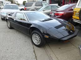 classic maserati bora maserati merak ss 1981 for sale carplanet com