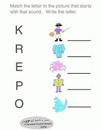 worksheet preschool letters iii ziggity zoom