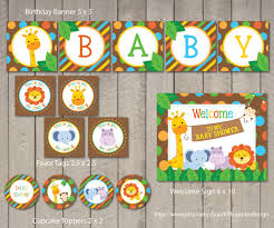 safari baby shower invitations online free archives baby shower diy