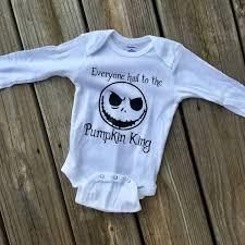 nightmare before baby onesie toddler shirt
