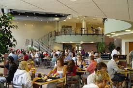 suny geneseo mary jemison dining hall mach architecture