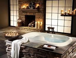 bathroom luxury bathroom interior design with white stone wall