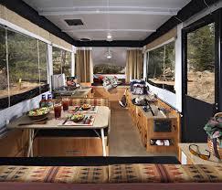 Camper Trailer Interior Ideas 2008 Baja Jayco Inc