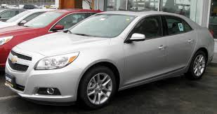 2012 chevrolet malibu information and photos zombiedrive