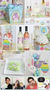 Easter Party Table Decorations by Easter Decorations Party Supplies U0026 Ideas For A Spring Party