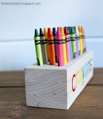 Scrap Wood Projects Plans by Ana White Easy Scrap Wood Crayon Or Pencil Block Holder Diy