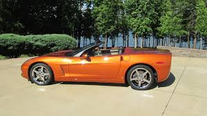 atomic orange corvette convertible for sale f s 2008 atomic orange convertible corvetteforum chevrolet