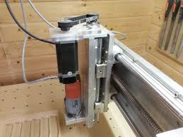 Woodworking Cnc Router Forum by Building A Cnc Router 18 Steps With Pictures