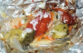 cuisiner poisson surgelé saumon en papillote presque tout surgelé recette dukan pl par