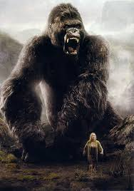 king kong watched movie night