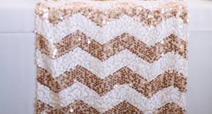 dusty rose table runner sequin table runner dusty pink chevron emporium bride