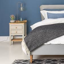 sleep sideways six bedside tables to inspire heal s blog minimal design reaches its logical conclusion in the space 2 drawer bedside unit it geometric lines are maintained through a clever push button opening