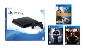 best black friday 2016 video game deals back friday bargains u2013 get a ps4 slim with destiny the collection