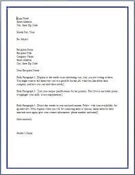 best photos of standard cover letter format standard cover