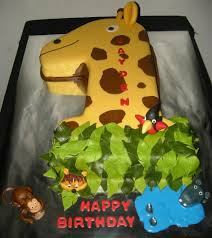 jungle theme cake harshi s cakes bakes jungle theme birthday cake