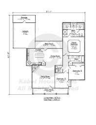 tickfaw louisiana house plans acadia hahnow