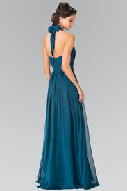 affordable chiffon halter prom dress long evening gown prom dress