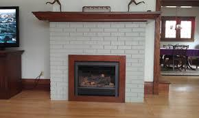 fireplace firebrick panels interior design