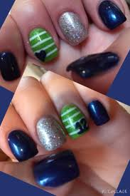 best 25 football nail designs ideas on pinterest football nails