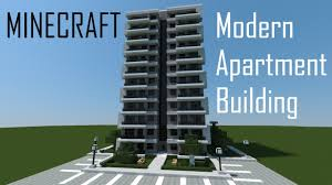 minecraft modern apartment building download youtube