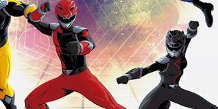 hyperforce power rangers spring action image