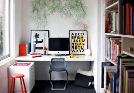 bureau de maison dcoration bureau maison dcoration scandinave en noir et blanc