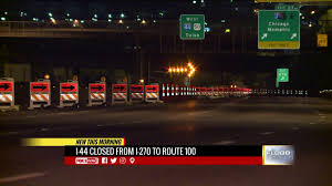 Modot Traveler Map Interstate 44 Closed From I 270 To Route 100 Fox2now Com