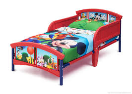 Mickey Mouse Table And Chairs by Mickey Mouse Plastic Toddler Bed Delta Children U0027s Products