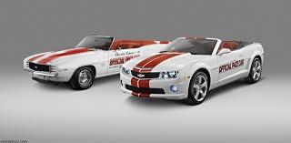 Camaro Ss 2008 2011 Chevrolet Camaro Ss Indy Pace Car Conceptcarz Com