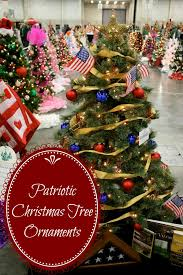 unique christmas to find the best patriotic christmas tree ornaments