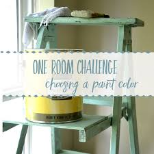 choosing a paint color for a small dark space harbour breeze home