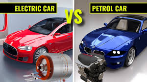 cool electric cars electric cars vs petrol cars youtube