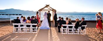 lake tahoe wedding venues lake tahoe wedding venue toes in the sand lake front
