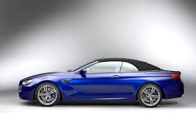 bmw beamer convertible bmw reveals 2013 m6 coupe and convertible with 560hp bi turbo v8