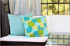 Patio Pillow Covers Diy U0027s To Turn Your Garden And Patio Into Your Personal Piece Of Heaven