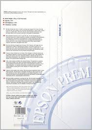 Photo Album Fo Epson Premium Glossy Photo Paper Super A3 B 329 X 483 Mm