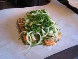 cuisine en papillote saumon en papillote cuisson au four micro ondes pixels gourmands