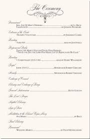 program for catholic wedding mass sle church programs for order of service best 25 catholic