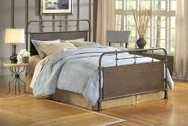 Iron Bed Set Hillsdale Furniture 1502bqr Kensington Bed Set With