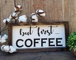 coffee sign coffee bar coffee bar sign coffee bar decor