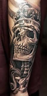 37 best skull tattoos