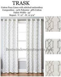 Blackout Curtains 108 Inches Bali Ikat Curtain Drapery Panels Best Window Treatments 108