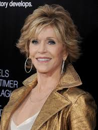 jane fonda hairstyles for women over 60 jane fonda how actresses over 60 stay healthy popsugar fitness