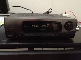 compact home theater receiver onkyo r 30 am fm stereo receiver 30 wpc compact size compact