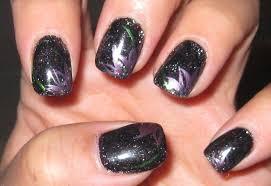 black nail polish designshttp nails side blogspot com