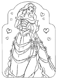 princess colouring pages printable princess coloring pages