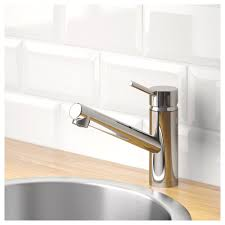 yttran kitchen mixer tap chrome plated ikea