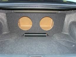 2013 honda accord subwoofer custom sub enclosure affordable sub box