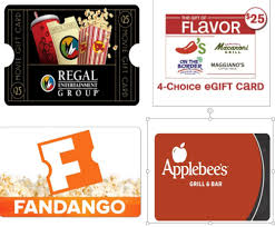 dinner and a gift card deals on dinner and or gift cards target this week